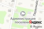 Схема проезда до компании Волго-Вятский банк Сбербанка России в Горбатовке