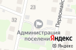 Схема проезда до компании Почта Банк в Горбатовке