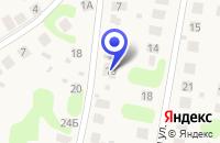 Схема проезда до компании СРЕДНЯЯ ШКОЛА СЕЛА НАКОРЯКОВО в Нижних Сергах