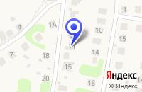 Схема проезда до компании АДМИНИСТРАЦИЯ С.АКБАШ МИХАЙЛОВСКОГО МО в Нижних Сергах