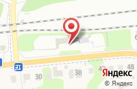 Схема проезда до компании ПОЛИКАРБОНАТ+ в Горбатовке