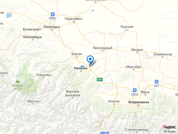 СТ Анапа на карте