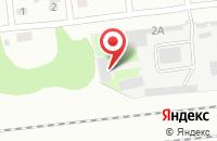 Схема проезда до компании Контур в Горбатовке