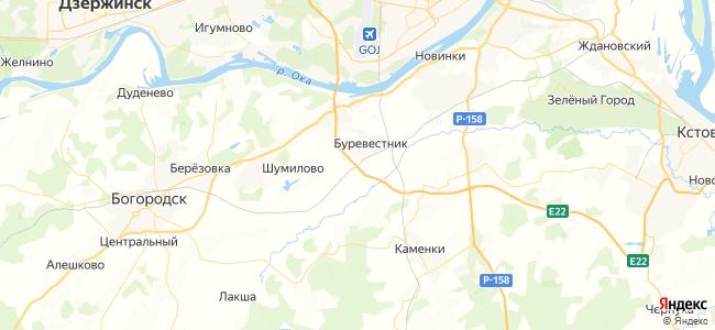 Н. Новгород-Московский - Металлист электричка в Богородске