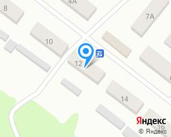 Схема местоположения почтового отделения 412035