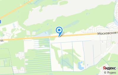 Местоположение на карте пункта техосмотра по адресу г Нижний Новгород, ш Московское, д 352А
