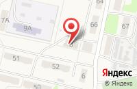 Схема проезда до компании Дом культуры в Буревестнике