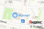 Схема проезда до компании Продуктовый магазин в Буревестнике