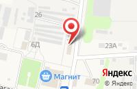 Схема проезда до компании Буревестник в Буревестнике