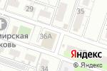Схема проезда до компании Планета в Нижнем Новгороде