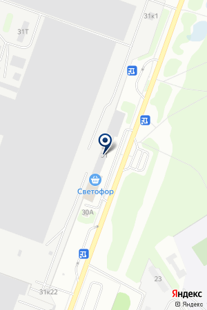 ТФ ОПТ-ТЕХНИКА на карте Нижнего Новгорода