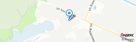 ПромЛайт на карте Нижнего Новгорода