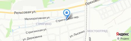 ТехКров-НН на карте Нижнего Новгорода