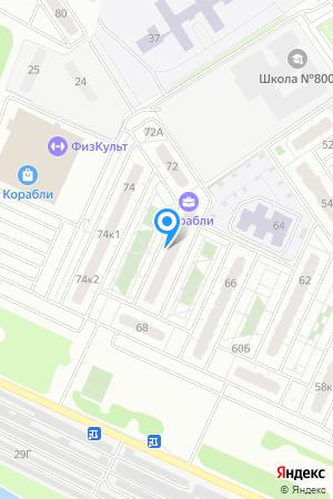 Жилой дом №2 (по генплану) в ЖК Корабли на Яндекс.Картах