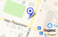 Схема проезда до компании МП ПЕРВОМАЙСКИЙ РЫНОК в Первомайске