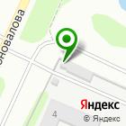 Местоположение компании НижегородМеталл