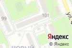 Схема проезда до компании Макс в Нижнем Новгороде