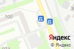 Схема проезда до компании Факел в Нижнем Новгороде