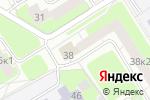 Схема проезда до компании Фитобар в Нижнем Новгороде