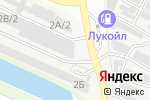 Схема проезда до компании Такуми в Нижнем Новгороде