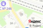Схема проезда до компании ШиНкА в Нижнем Новгороде