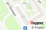 Схема проезда до компании Сокол в Нижнем Новгороде