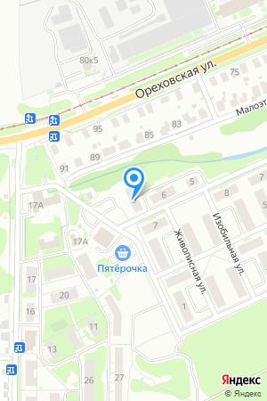 Дом 9 по ул. Живописная на Яндекс.Картах