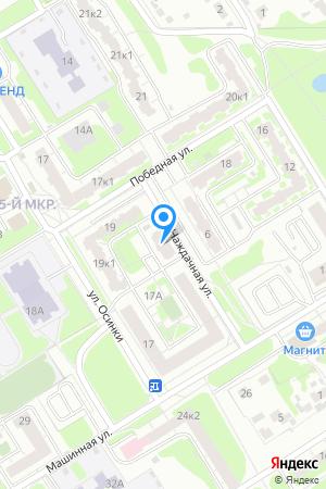 Дом 19 корп.2 по ул. Победная, ЖК Каскад на Победной на Яндекс.Картах