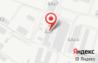 Схема проезда до компании Блюс-НН в Нижнем Новгороде