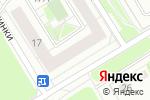 Схема проезда до компании ЭЛЕКТРИКА в Нижнем Новгороде