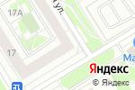 Схема проезда до компании Имидж в Нижнем Новгороде