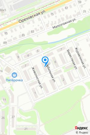 Дом 3 по ул. Изобильная на Яндекс.Картах