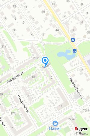 Дом 16 по ул. Победная, ЖК На Победной на Яндекс.Картах