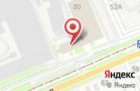 Схема проезда до компании Нью-Тайм в Нижнем Новгороде