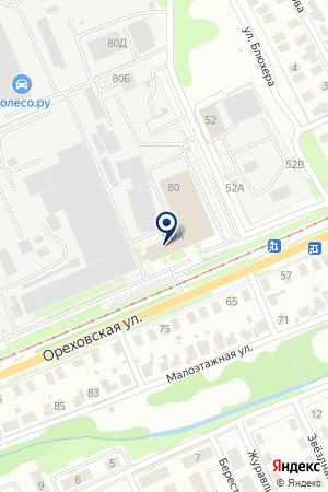 РЕМОНТНАЯ СЛУЖБА СПЕКТР-АВТО на карте Нижнего Новгорода