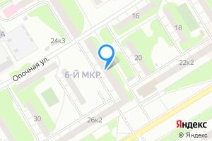 Комната в Нижнем Новгороде пр-т Кораблестроителей, 26к1