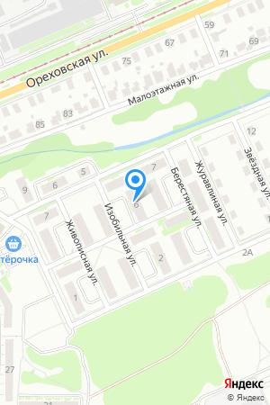 Дом 6 по ул. Изобильная на Яндекс.Картах