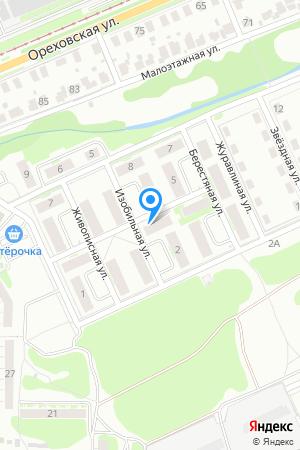 Дом 4 по ул. Изобильная на Яндекс.Картах