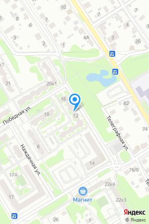 Дом 12 по ул. Победная, ЖК На Победной на Яндекс.Картах