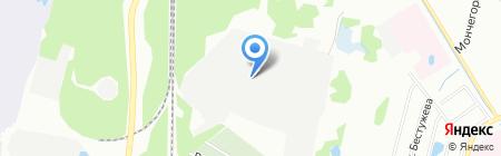 АвтоПлюс на карте Нижнего Новгорода