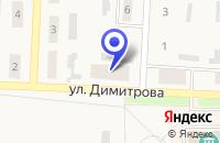 Схема проезда до компании ПТФ ПЕРВОМАЙСКОЕ МОЛОКО в Первомайске