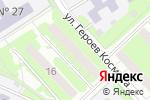 Схема проезда до компании Венко-МК в Нижнем Новгороде