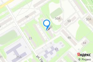 Снять однокомнатную квартиру в Нижнем Новгороде Кораблестроителей пр-кт19