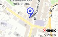 Схема проезда до компании МАГАЗИН ПОДАРКОВ АКТАР в Арзамасе