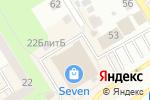 Схема проезда до компании Future People в Нижнем Новгороде