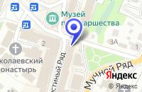 Схема проезда до компании МУП МАГАЗИН ОДЕЖДА-ОБУВЬ в Арзамасе