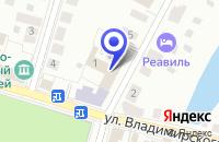 Схема проезда до компании КОМПЬЮТЕРНАЯ ФИРМА СВС-ЦЕНТР в Арзамасе