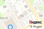Схема проезда до компании Супермаркет света в Нижнем Новгороде