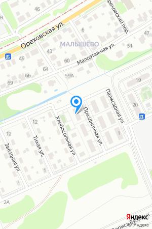 Дом 5 по ул. Праздничная на Яндекс.Картах