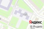 Схема проезда до компании Детский сад №52 в Нижнем Новгороде
